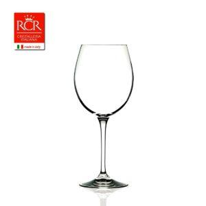 Invino Copa Vino Rojo 65 Set x & RCR Cristal