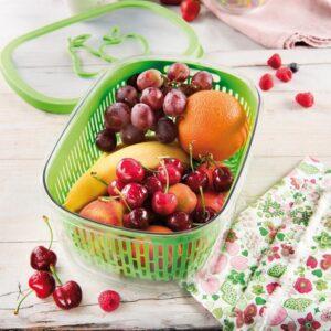 Guarda Frutas Verde