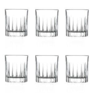 Timeless vaso Shot  8 cl RCR  SETX-6 Tequila
